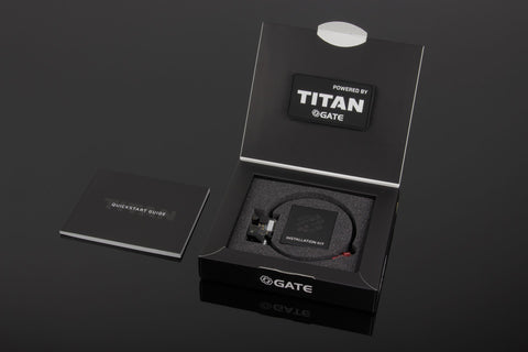 Gate Titan V2 Advanced Set Rear Wired
