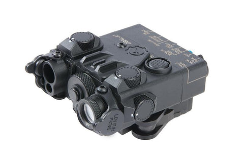 GK Tactical DBAL-2 Laser Devices (Red Laser) - Black