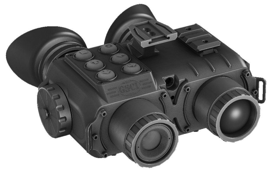 GSCI Compact Fusion Thermal Sight QUADRO-G
