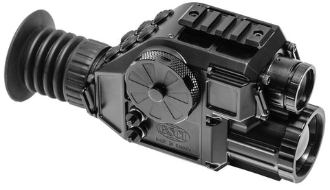GSCI Compact Fusion Thermal Sight QUADRO-S