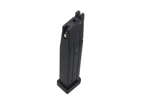 Jag Precision x Taran Tactical International Licensed JW3 Master Gas Magazine (TTI - Full Metal - 30 Round Magazine)