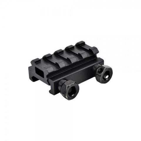 JS-TACTICAL 4 SLOT PICATINNY RAIL 1/2 INCH RISER (JS-RT4L)