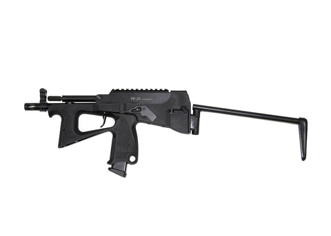 Modify PP-2K Gas Blow Back Sub Machine Gun-Black GBB