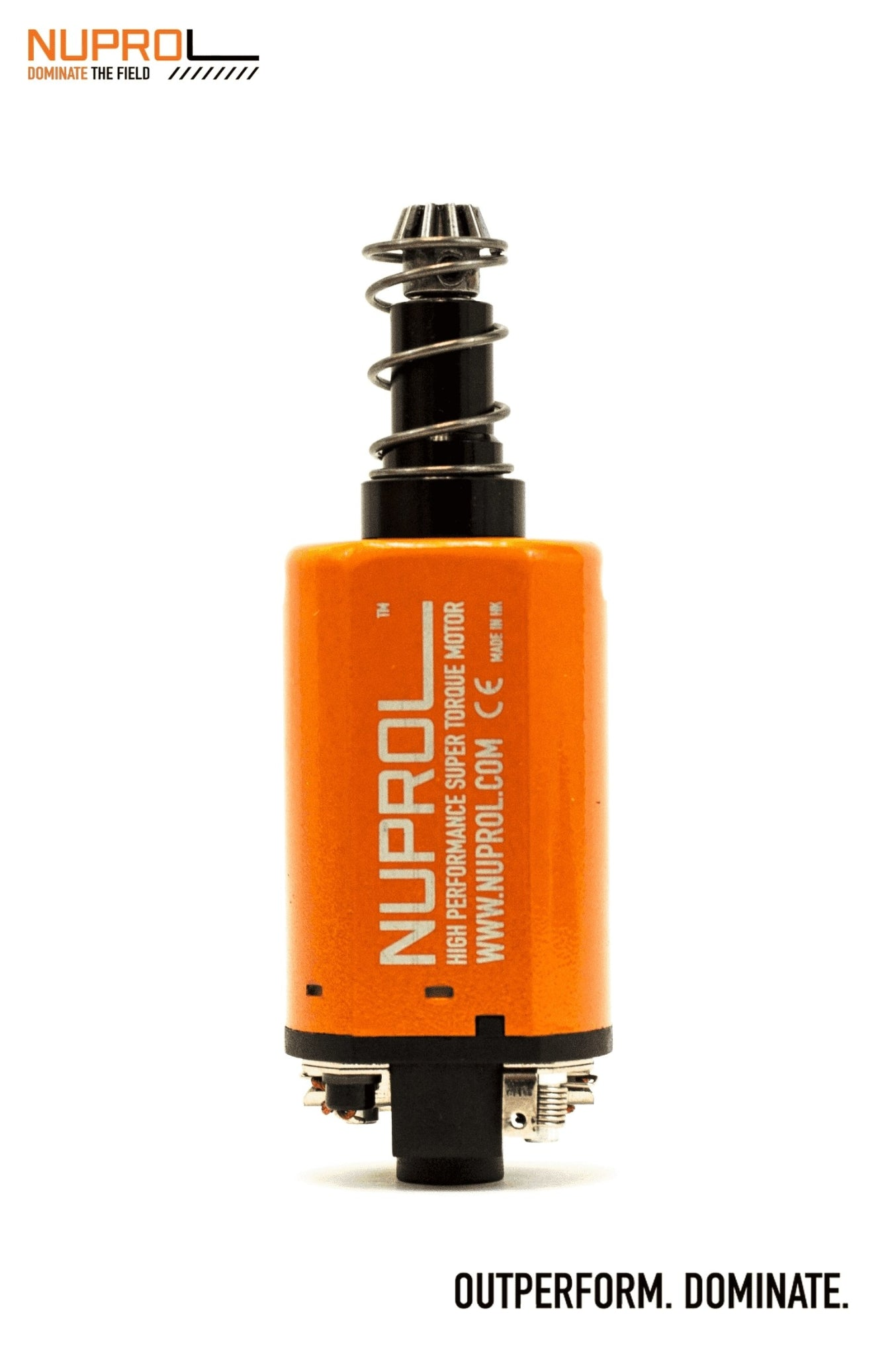 Nuprol High Torque Motor (Long)