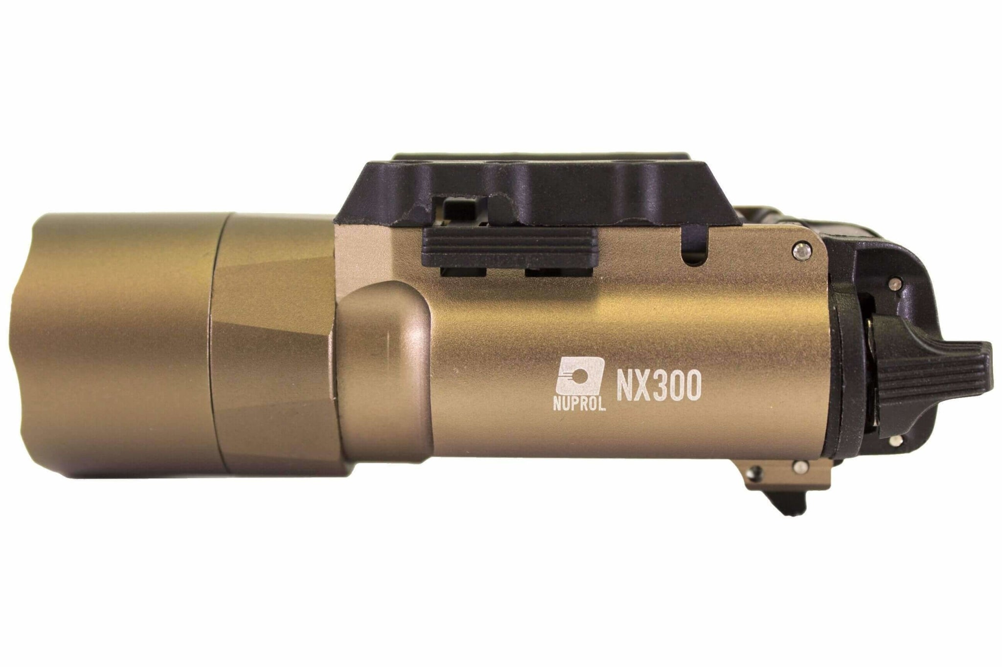 Nuprol NX300 Pistol Torch - Tan