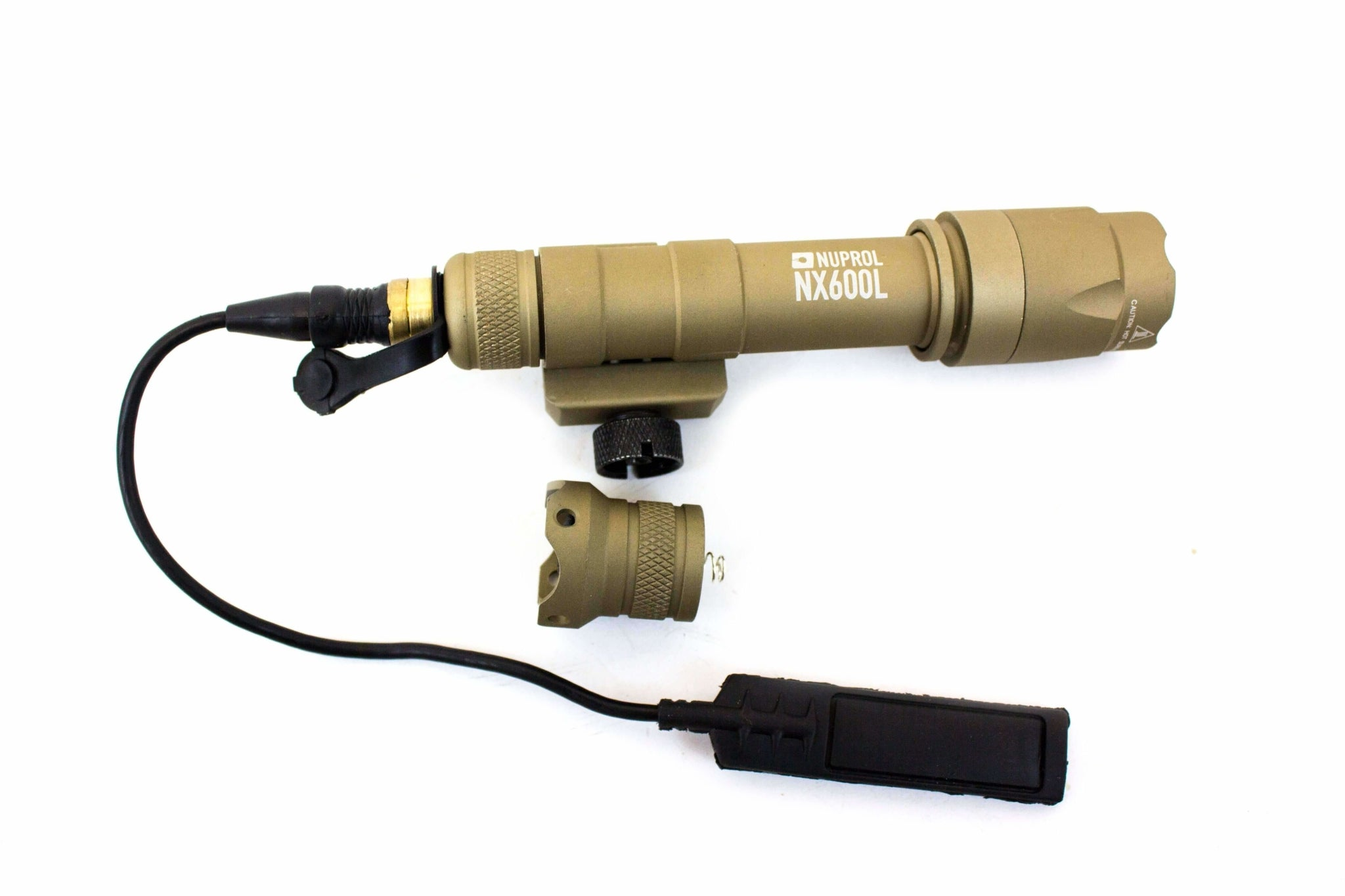 Nuprol NX600L Torch - Tan