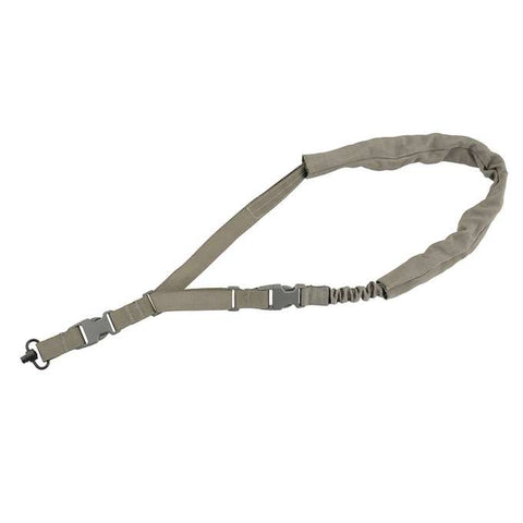 Padded Single Point Bungee Sling QD - Ranger Green (TMC)