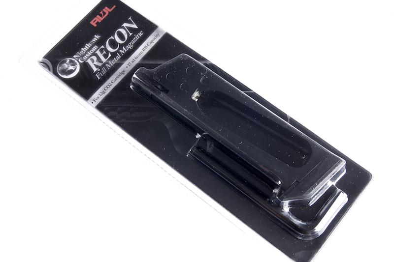 RWA 17rd Co2 Magazine for RWA Nighthawk Custom RECON / Covert Ops / SPS Falcon