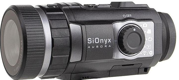 Sionyx Aurora Black™ Limited Edition with Picatinny Mount
