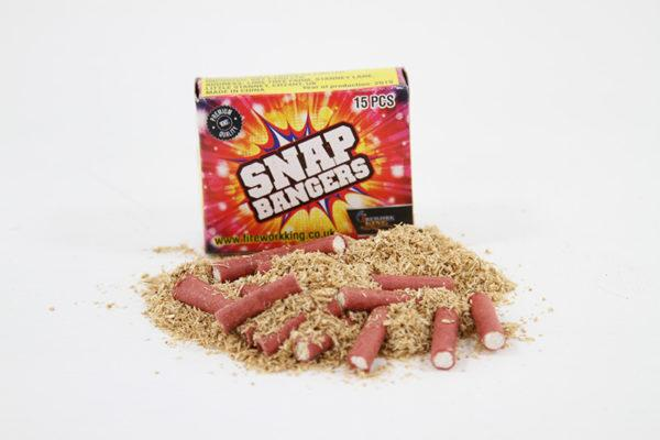 Snap Bangers Thunder bang for Atoms pack of 15