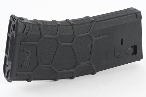 VFC QRS 120rds Mid-Cap Magazine for VFC / Avalon VR16 & M4 Series - Black