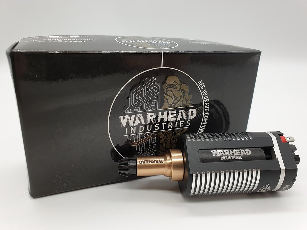 Warhead Industries - Brushless AEG Motor - Ultra High Speed (Long Shaft)