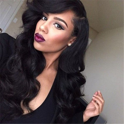 Big Wave Lace Front Wigs Wig Water