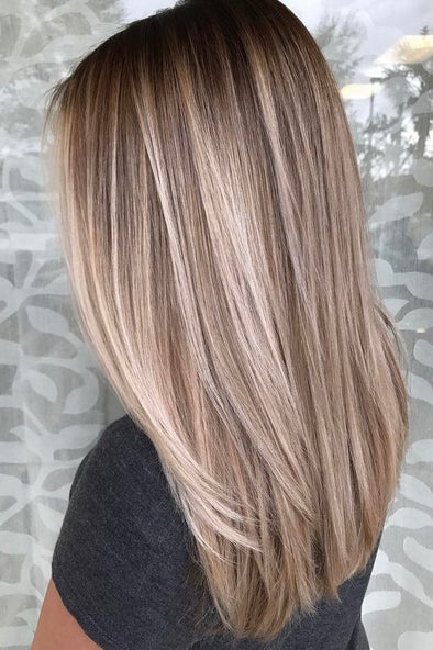 Blond ombre 2020