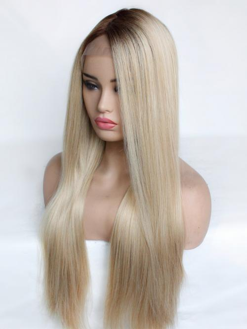 Lace Front Wig Lace Front Human Hair Wigs With Baby Hair Straight Brazilian Remy Hair Glueless Wigs For Black Women