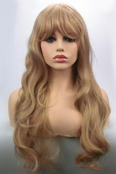 Lace Front Wig Blonde Pre Plucked Brazilian Wig Remy Hair Body Wave Wig