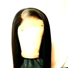 Black Wave Lace Front Wigs 13X6 613 Frontal