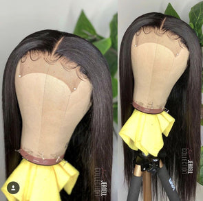 lace front wigs black Natural Color Short Blonde Wig Deals 2018 Black Friday Short Blonde Wig Deals 2018 Free Shipping