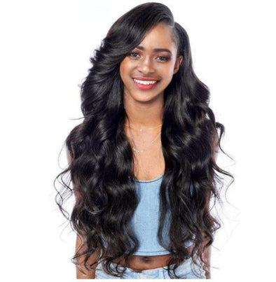 Big Wave Lace Front Wigs Wig Deep Wave