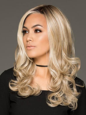 2020 Fashion Ombre Blonde Wigs 100 Lace Front Wigs