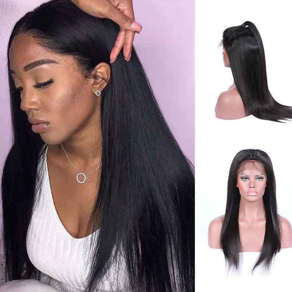 Lace Front Hair Wigs afro hair bun wig