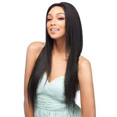 Lace Front Hair Wigs silver wig black roots