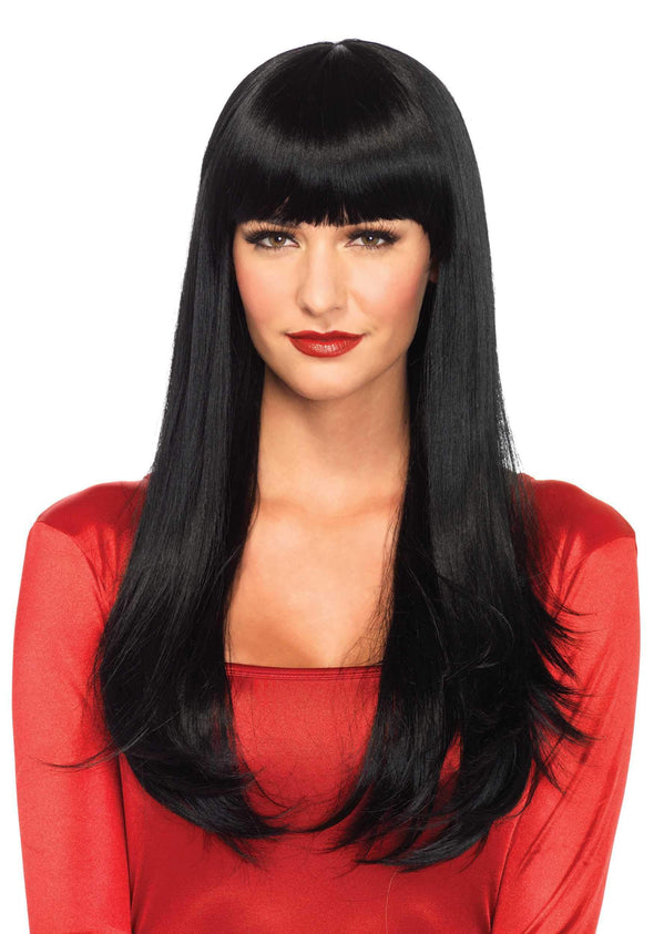 Lace Front Hair Wigs black long wig amazon