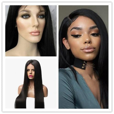 Lace Front Hair Wigs Long spiky african american wigs