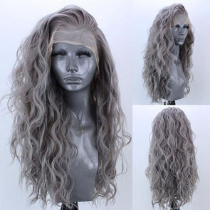 Wigs For White Women 12 Year Old With White HairGrey Hair