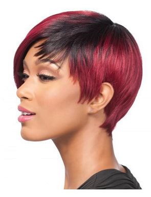 Lace Bob Wigs For African American Women The Same As The Hairstyle In The Picture