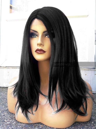 Lace Front Hair Wigs Long pixie wigs for black hair