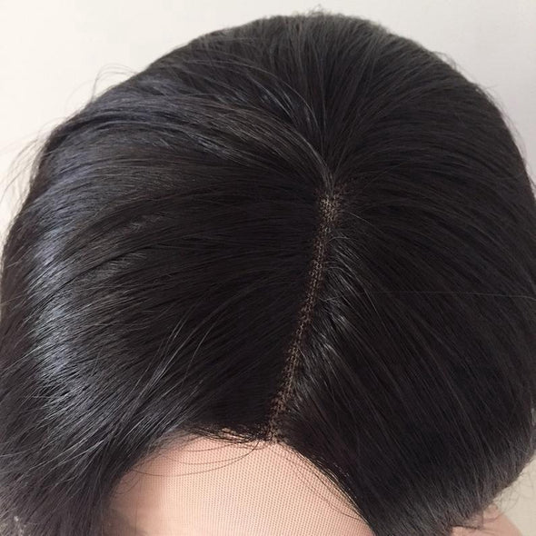 Lace Front Hair Wigs half wigs for african american hair