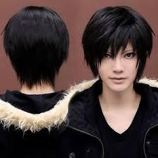 Anime Wigs Hairstyles Male