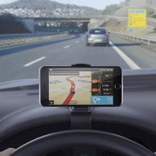 Load image into Gallery viewer, Car Phone Clip - Dashboard Attachment Mount