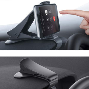 Car Phone Clip - Dashboard Attachment Mount