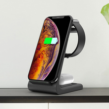 Load image into Gallery viewer, The Rax - 3 in 1 Wireless Charger Stand Holder (3 Pack)