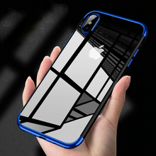 Load image into Gallery viewer, Onyx - Premium Clear iPhone Case