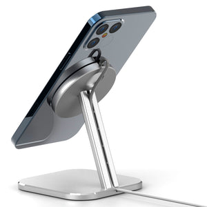 MagStand - Aluminum MagSafe Magnetic Stand for iPhone 12