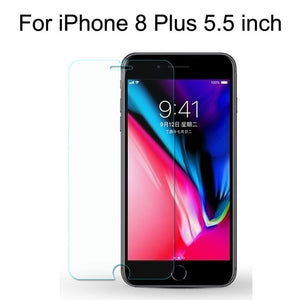 Diamond Tempered Glass iPhone Screen Protector (3pcs)