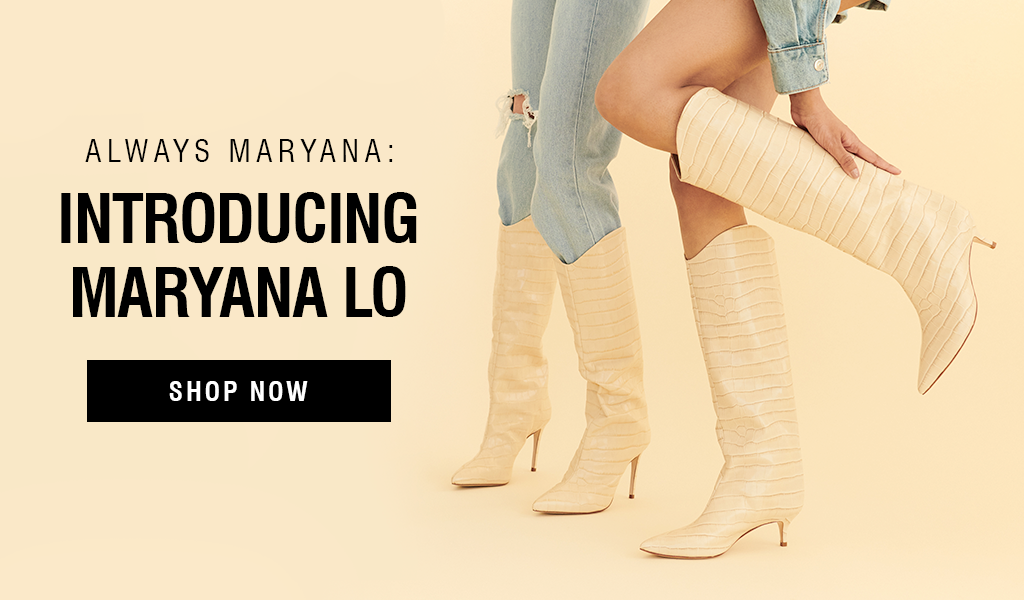 Always Maryana: Introducing Maryana Lo
