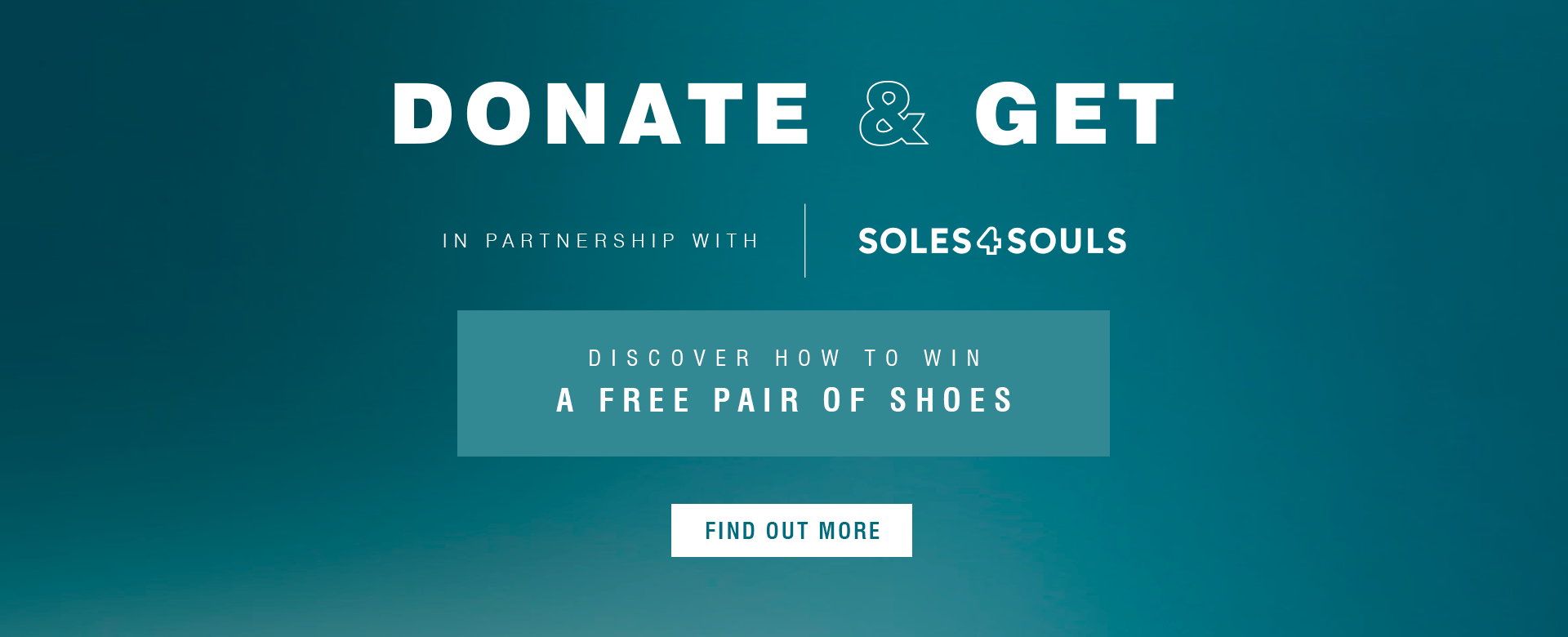 donate and get, soles4souls