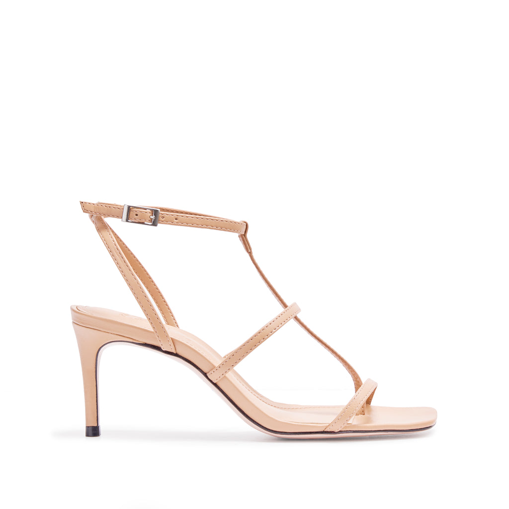 Ameena Sandal in Honey Beige
