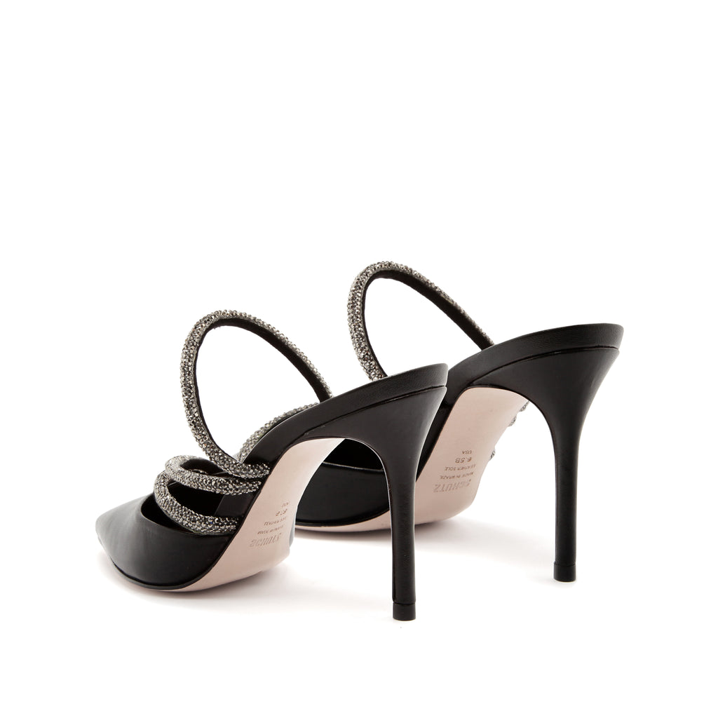 Adaline Mule in Black