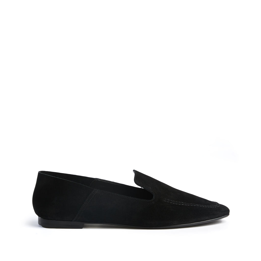 Adina Flat in Black