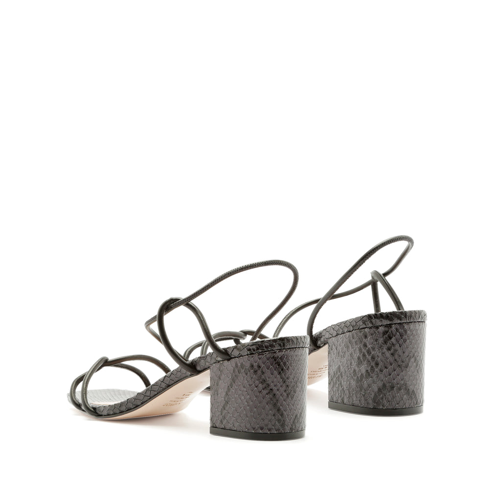 Airana Sandal in Black