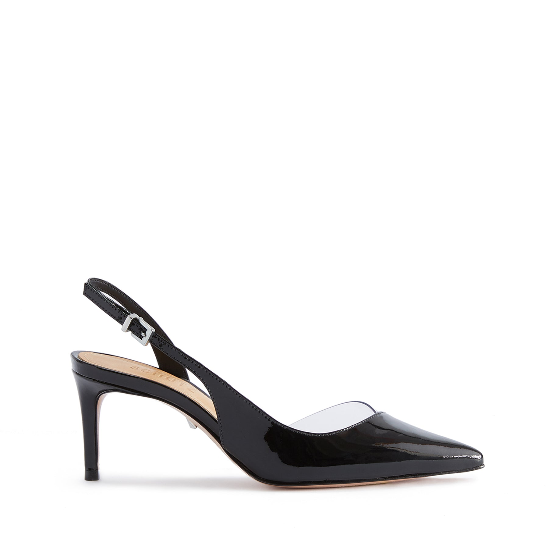 14d570e8a37 Anabel Slingback Pump in Black