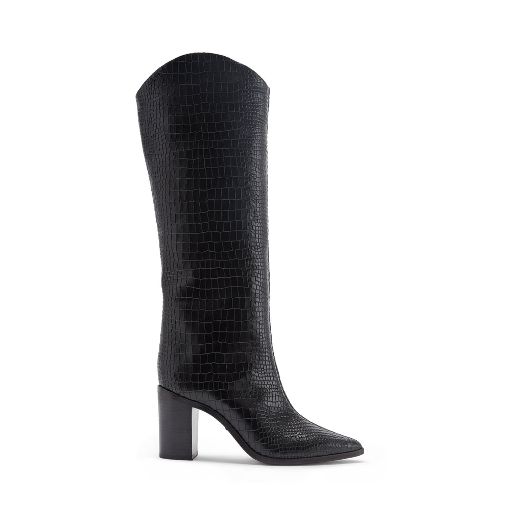 Analeah Boot in Black