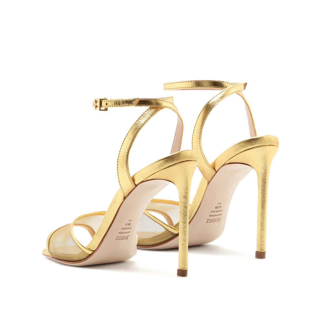 Austen Sandal in Gold