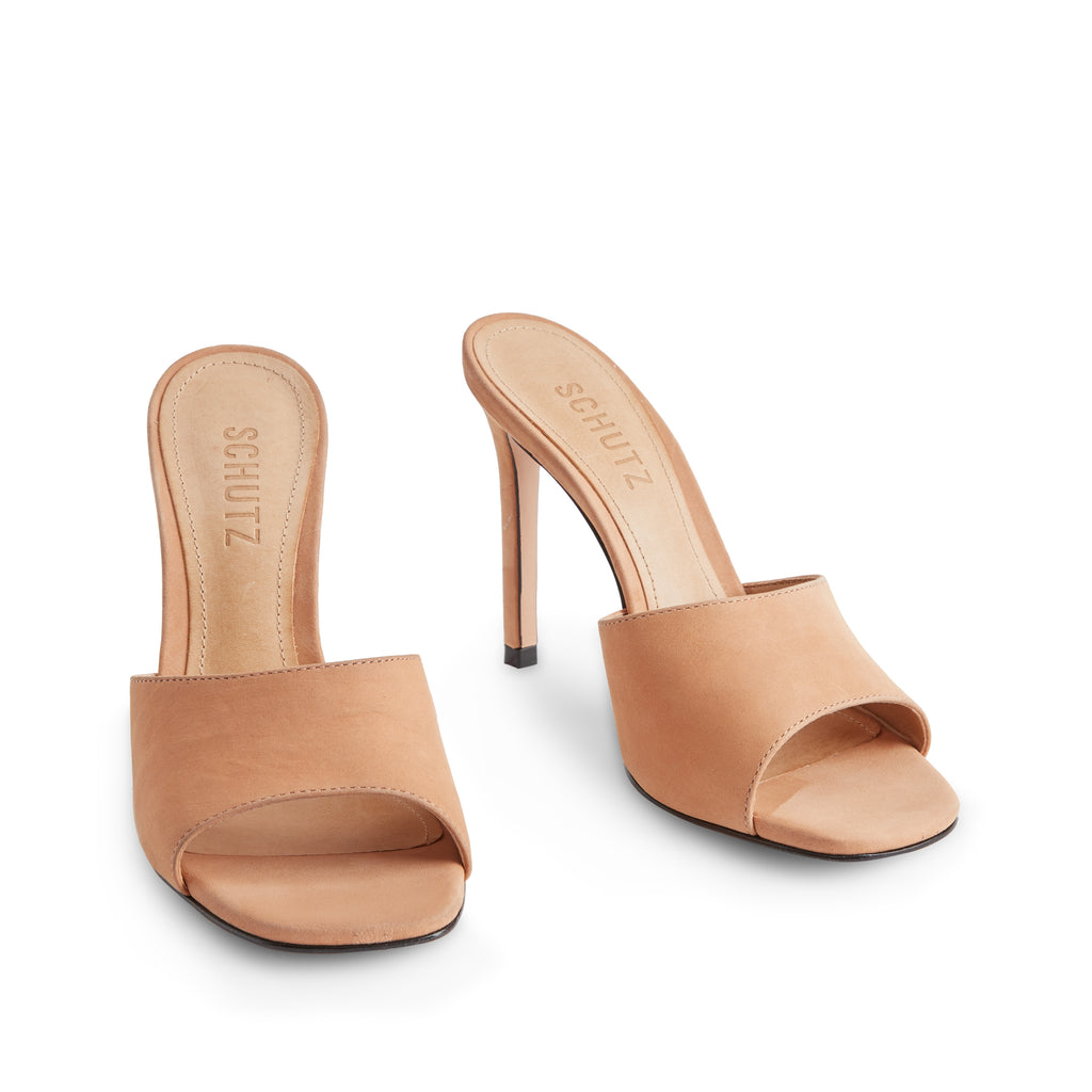Bardana Sandal in Honey Beige
