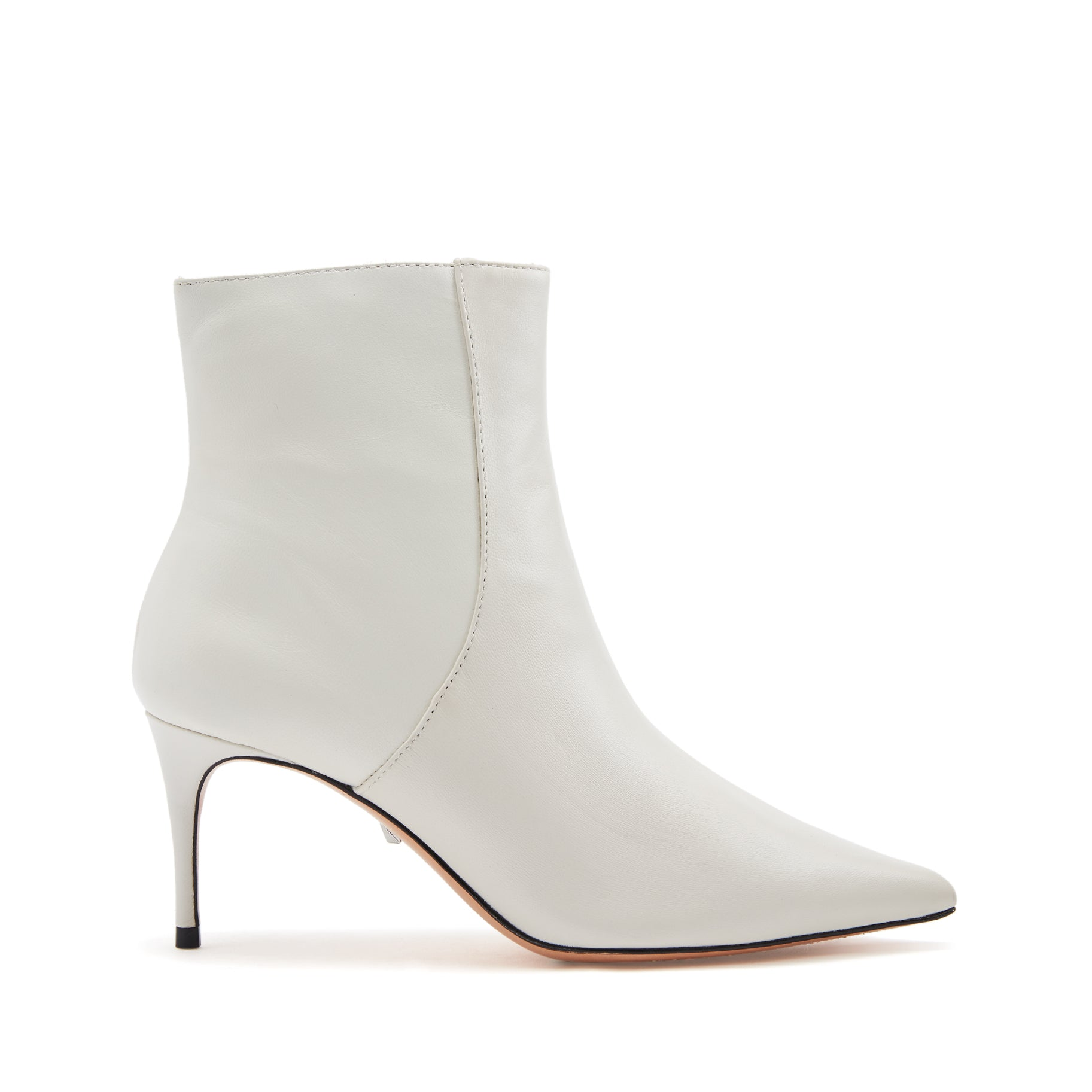 Bette Booties Pearl Leather